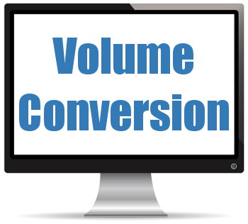 Volume Conversion - US Cup to Ml