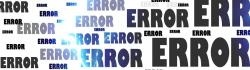 Error Banner