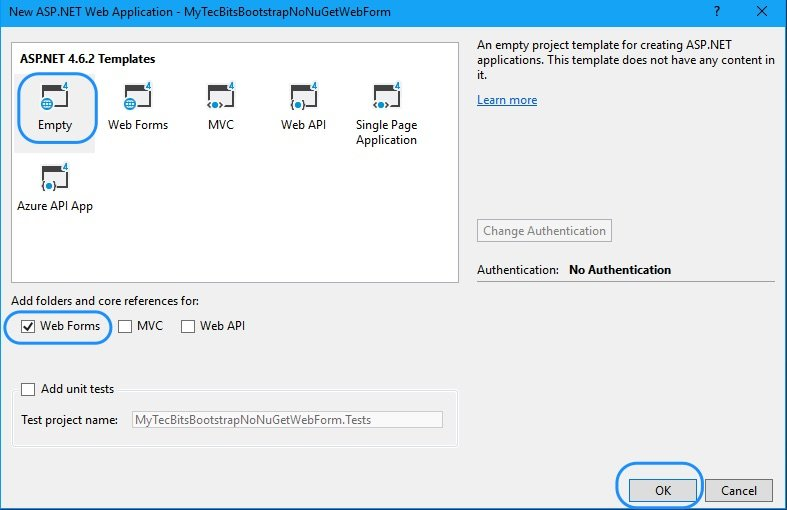 login page template in asp net - how to add bootstrap in asp net mvc web forms my tec