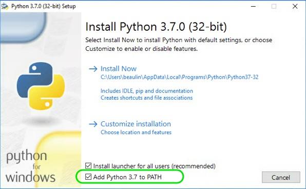 MSSQL-CLI Install Python