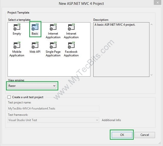 Zurb Foundation 4 with ASP.NET MVC 4 - 002