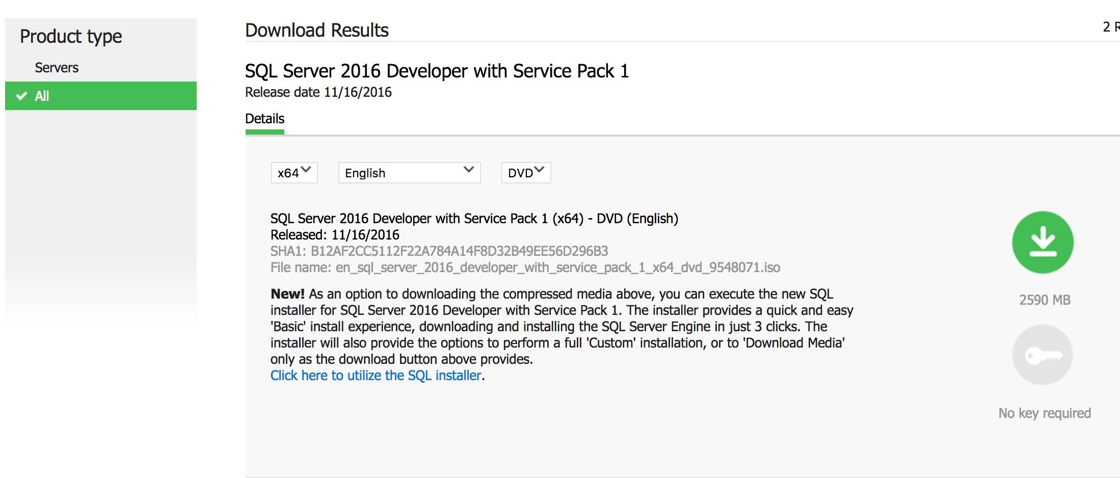 SQL Server 2014 のダウンロードが可能になりまし …