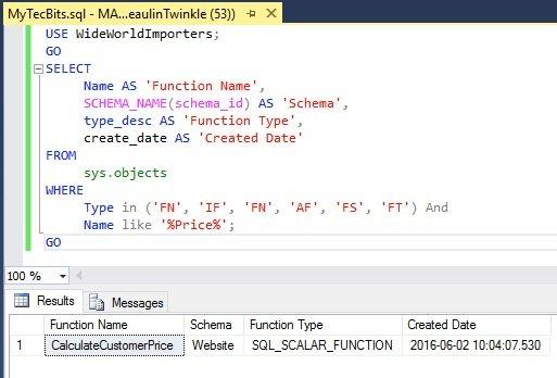 how to find schema name in sql developer