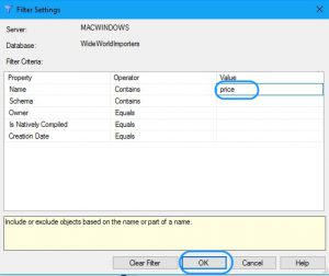 SQL Server Find User Defined Function By Name