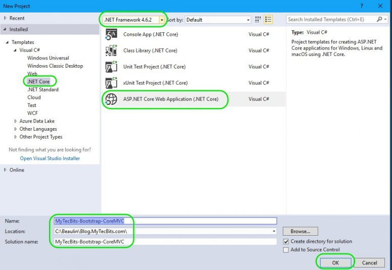 Bootstrap In ASP.NET Core MVC 01