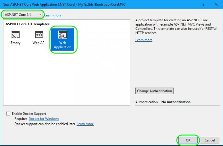 Bootstrap In ASP.NET Core MVC 02