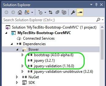 Bootstrap In ASP.NET Core MVC 06
