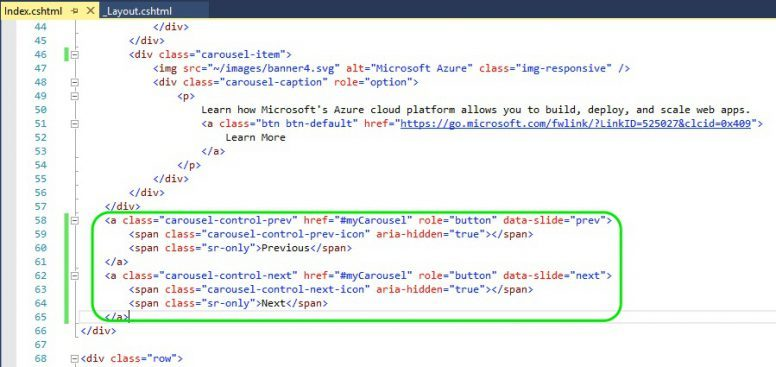 Bootstrap In ASP.NET Core MVC 12