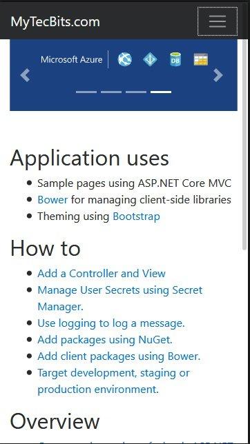 Bootstrap In ASP.NET Core MVC 15