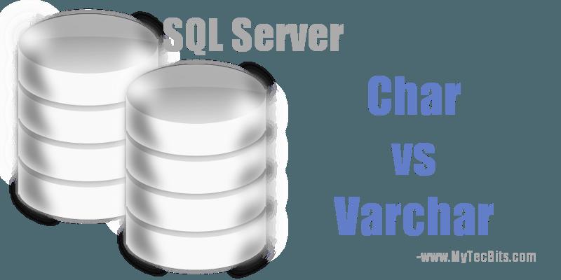 char vs varchar in sql server