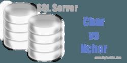 Nchar vs Char in SQL Server
